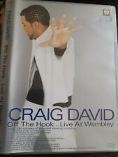 DVD, Craig David - Off The Hook...Live At Wembley & USA with Australian tour.!!!