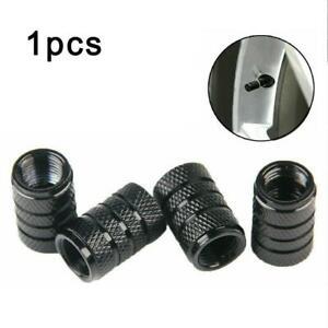 1Pcs Aluminium Cars Wheel Tyre Valves Stems Air Dust Cover Screw Cap Accessories