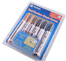Furniture Repair Markers Stain Scratch Floor Pens Restore Color Set 12pcs/Set