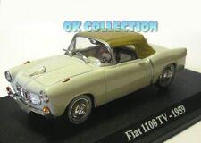 1:43 modellino FIAT 1100 TV - 1959 _ (62)