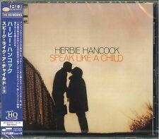 HERBIE HANCOCK-SPEAK LIKE A CHILD-JAPAN UHQCD BONUS TRACK Ltd/Ed D73