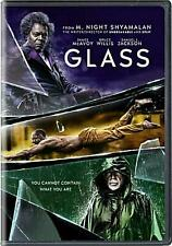 Glass - Dvd Region 1 Free Shipping!