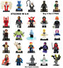 The Defenders Minifigure Black Panther Hulk Marvel Falcon Lego & Custom Figure