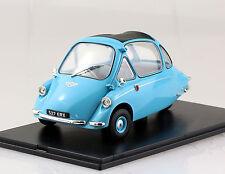 Heinkel Trojan RHD blau 1:18 Oxford Modellauto HE001