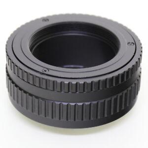 Makroadapter für M42 Objektiv an Sony NEX E kamera adapter helicoid A6000 A5100