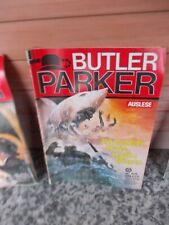 Butler Parker, Heft Nr. 105: Parker, Haie, flotte Nixen
