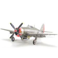 TAMIYA 61086 P47 D Thunderbolt Razorback 1:48 AEREI KIT MODELLO