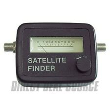 Satellite Finder Analog SF-95 950-2150 Mhz FTA Dish Signal Meter Sat Finders