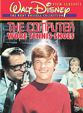The Computer Wore Tennis Shoes (DVD, 2003) DVD IN ORIGINAL SHRINK WRAP!!