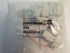 Brand New! Harting Connector 09120123101 09 12 012 3101