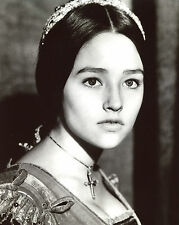Romeo and Juliet Olivia Hussey 8x10 photo T3498
