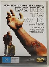 Born To Win | DVD | George Segal, Paula Prentiss, Karen Black