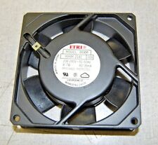 ETRI 99XM-2181/ 000/ 208-240 V/ 50-60 Hz/ 8-7 W/ 40-35 mA/ Motor Fan (Lot of 2)