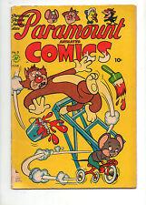Paramount Animated Comics #3 1ST APP BABY HUEY, HERMAN, KATNIP, BUZZY! RARE 1953