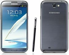 NUEVO Samsung Galaxy Note 2 Grey 8mp Libre 16GB 3g LTE sin SIM Smartphone UK