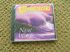 challengers music surfing surf surfboard cd longboard richard delvy surfer band