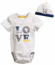 H&M Cotton Blend Clothing (0-24 Months) for Boys