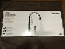 Kohler Mazz R72511-SD-VS / Pull down kitchen faucet with dispenser / NEW IN BOX