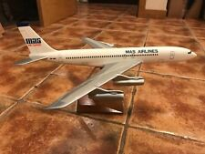 Travel Agent Model 1/100 MAS Airlines Boeing 707 Executive Display Model