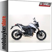 GIANNELLI KIT SCARICO X-PRO BLACK KTM DUKE 690 2016 16 2017 17