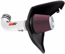 Fits Chevy Camaro SS 2010-2015 6.2L K&N 69 Series Typhoon Cold Air Intake