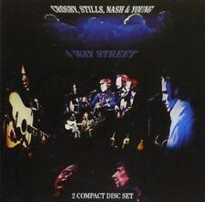 Stills Nash and Young Crosby - 4 Way Street [CD]
