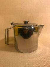 Stainless Steel Teapot Tea Pot Drinking Utensil Tableware - 1 Litre.