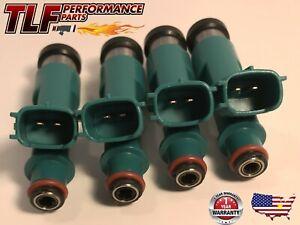 Flow Matched Set of TLF Performance Parts T-2880 Hi-Performance Fuel Injectors