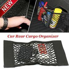 1x Car Rear Cargo Organizer/Storage Elastic String Net Mesh Bag Pocket Trunk HOT