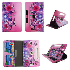 "case for 10 inch Android universal tablet cover 10"" 360 stand cash ID slots"