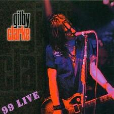 GILBY CLARKE – 99 LIVE (NEW/SEALED) CD FORMER GUNS N' ROSES