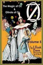 Oz Books by L Frank Baum Vol  5 Magic Oz & Glinda  by Baum L Frank -Paperback