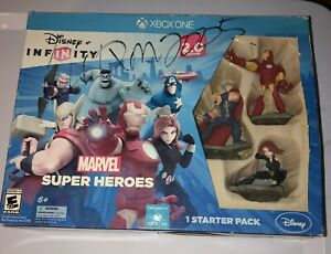 XBOX One Disney Infinity Marvel Super Heroes 2.0 Starter pack game