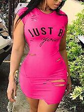 UK Sexy-Womens-Sleeveless-Bandage-Bodycon-Evening-Party-Cocktail-Club-Mini-Dress