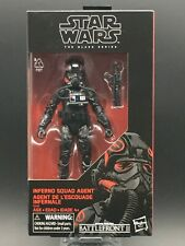 """Star Wars Black Series 6""""~ INFERNO SQUAD AGENT ~ Exclusive!"""