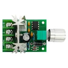 Speed Regulator Switch With Speed Control For DC Motor DC6V-12V 6-10A Speed