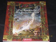 Ars Magica IV. Edition deutsch Die Rückkehr des Sturmreiters