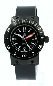 UTS Munchen Professional Diver 500m Stainless Steel 43mm Automatic Men's Watch