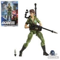 "G.I. Joe Classified Series Lady Jaye 6"" inch Action Figure by Hasbro (NEW!)"