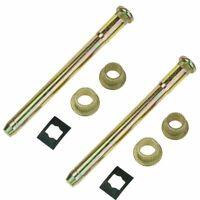 Dorman Upper or Lower Door Hinge Kit Set (2 Pin & 4 Bushing) for Chevy GMC Olds