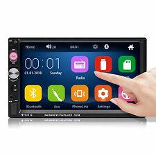 iMars 7023B 7 Inch 2 DIN Car Stereo Radio MP5 Player FM USB AUX HD bluetooth Tou