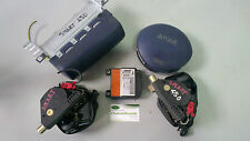 KIT AIRBAG SMART FORTWO 450 '98-'06 COMPLETO BLU