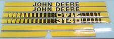 John Deere 3140 Hood Decals