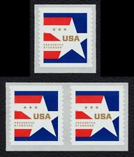 #5433 Star and Stripes, Single and Pair, Mint **ANY 4=FREE SHIPPING**