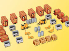 Kibri 38647 H0 Kleincontainer und Ladegut