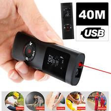 Digital LCD Laser Entfernungsmesser Distanzmesser Distanzmessgerät Werkzeuge 40m