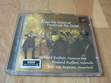 Kuijken, Asperen - From the Court of Frederick the Great - CD Sony 1996