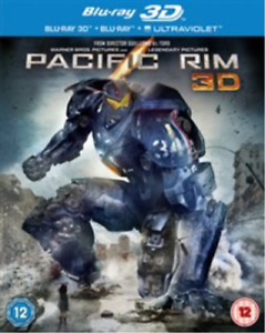 Max Martini, Robert Maillet-Pacific Rim Blu-ray NEW