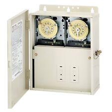 Intermatic 2 speed Swimming Pool Pump Control / Timer T10604R