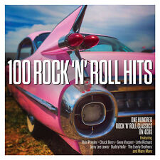 100 Rock 'N' Roll Hits - One Hundred Rock 'N' Roll Classics (4CD) NEW/SEALED